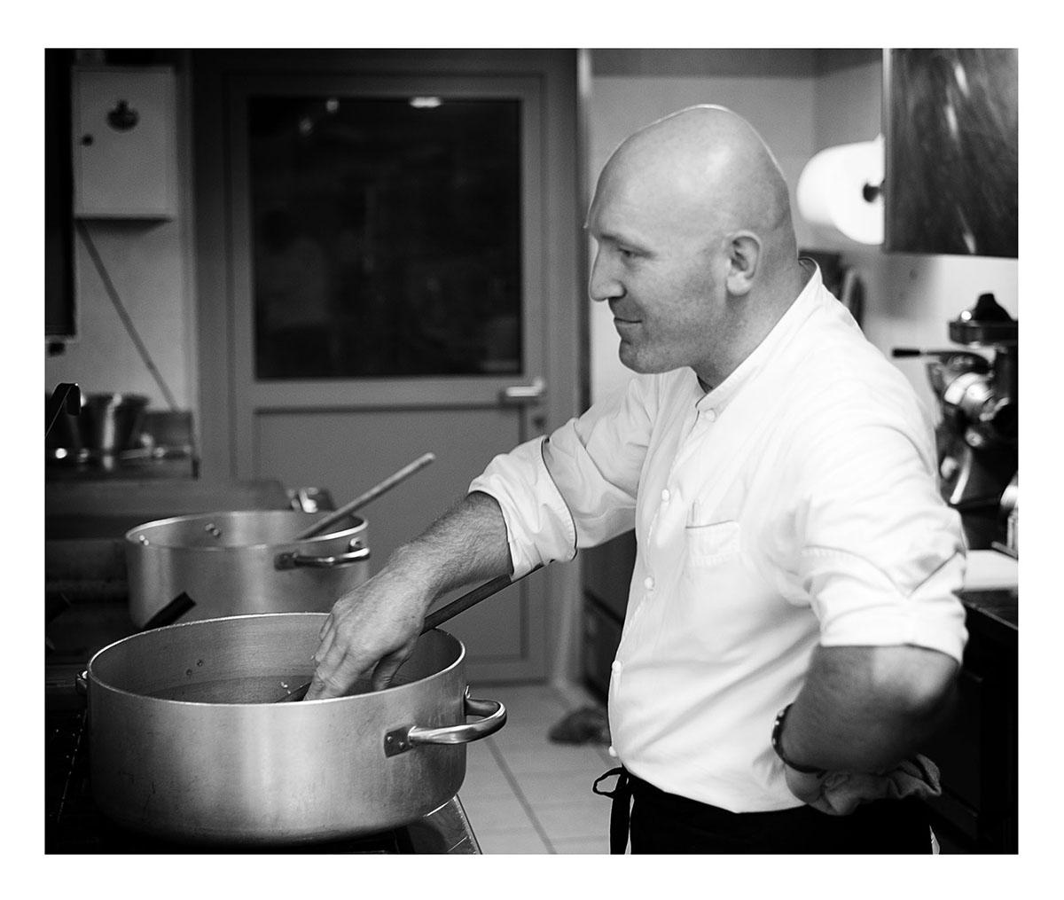 Alfio Ghezzi - Fish & chef- 2011 - Hotel Baia Verde - Malcesine