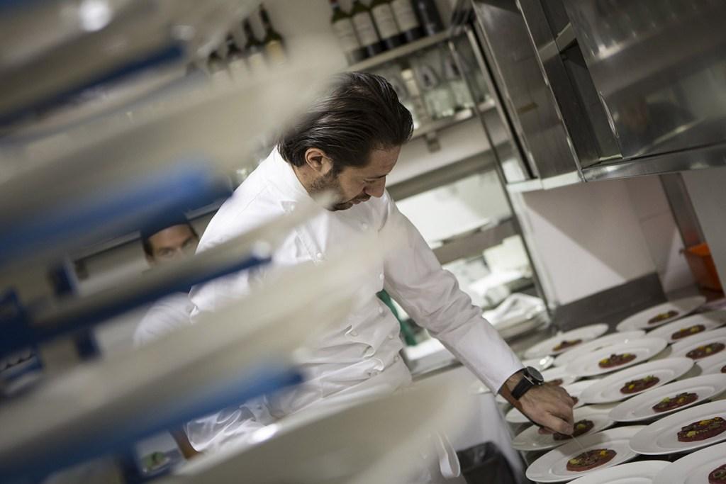 Fish & chef- 2014-Luigi Taglienti - Hotel Bellevue San Lorenzo - Malcesine