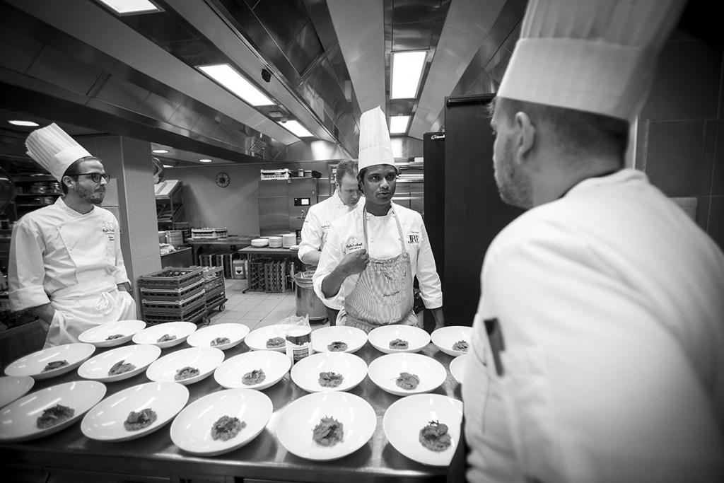 fish&chef edizione 2017 - gourmet sul lago di Garda - vinod sookar