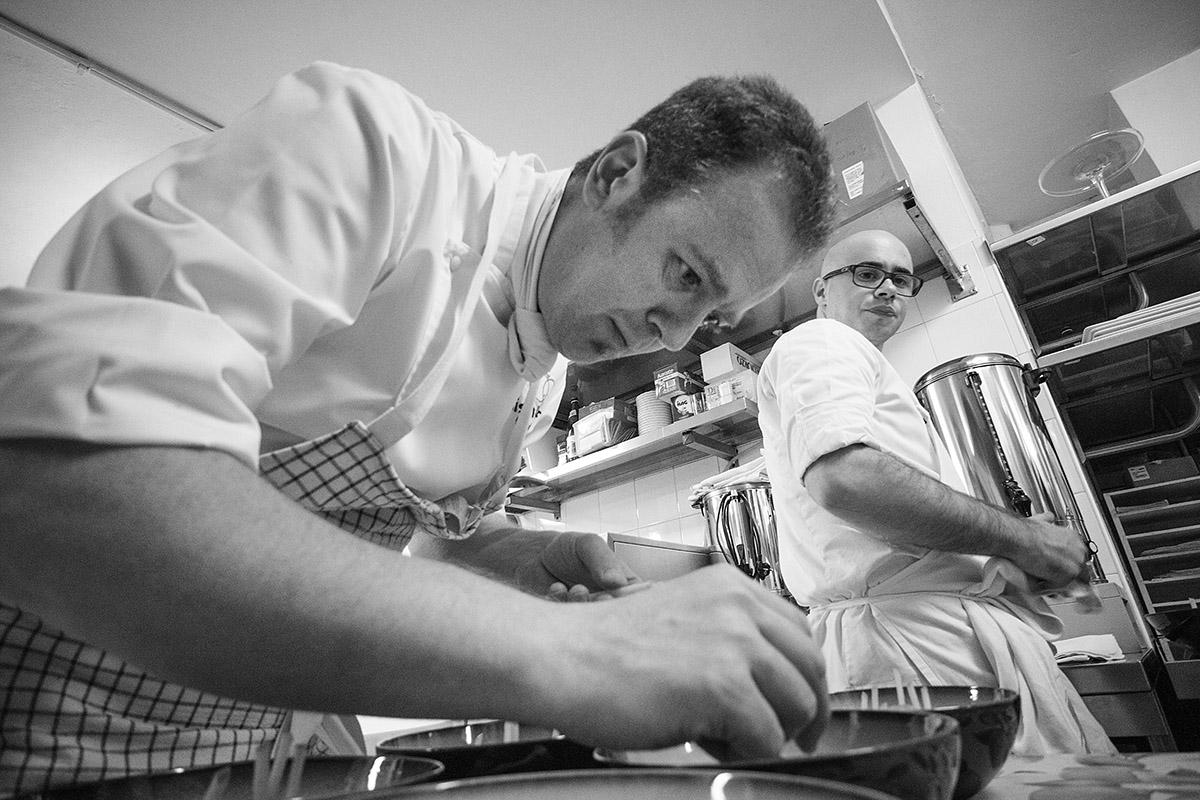 fish&chef edizione 2017 - gourmet sul lago di Garda - Dream Team - Andrea Costantini