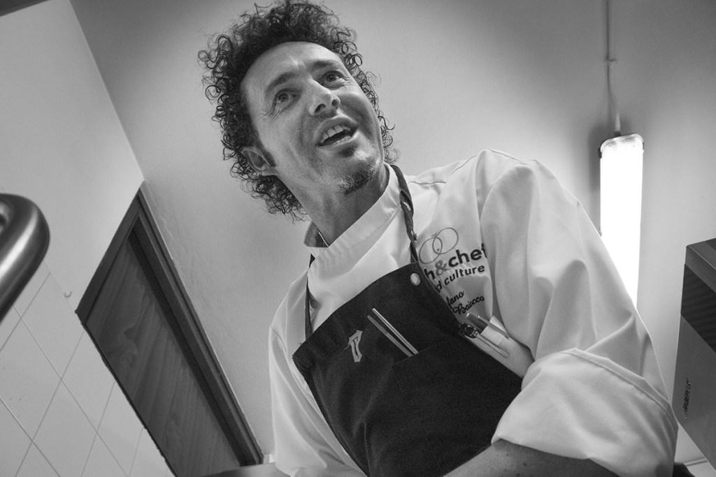 fish&chef edizione 2017 - gourmet sul lago di Garda - Dream Team Stefano Baiocco