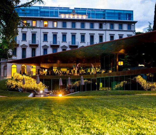 fish&chef edizione 2018 - gourmet sul lago di Garda - Matteo Rizzo - riva del garda hotel lido palace