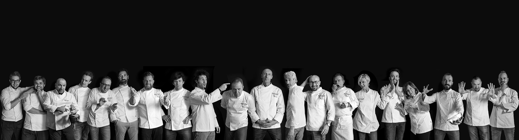 DREAM TEAM fish&chef decima edizione - 2019