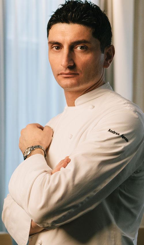13 maggio Fish&Chef - Andrea Aprea a hotel lido palace - riva del garda