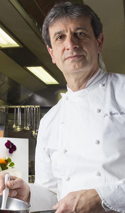 Sandro Serva - 7 maggio Fish&Chef - Ristorante Regio Patio - Grada