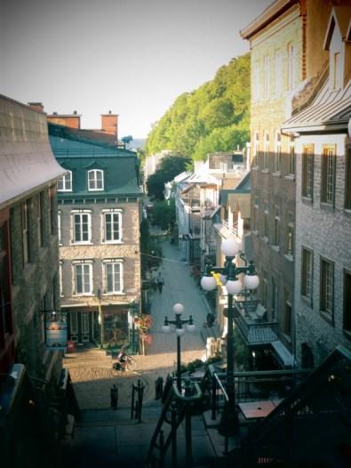 Petit Champlain, Québec