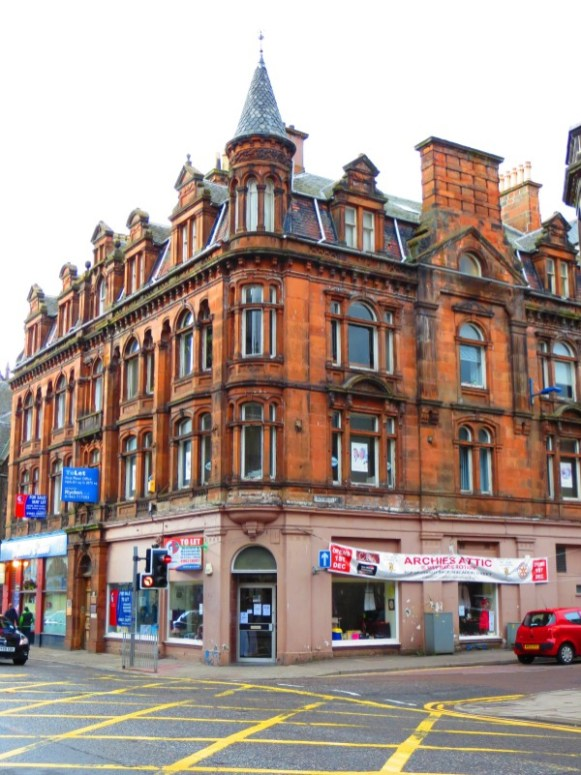 immeuble dans Inverness