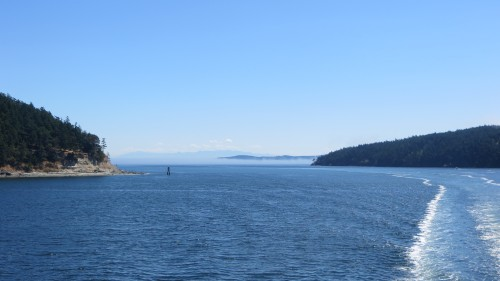 San Juan Islands - état du Washington