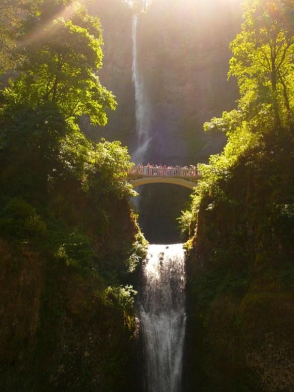 Multnomah Falls - Oregon