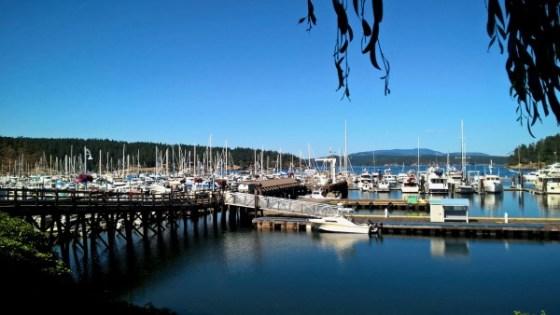 Port de Friday Harbor - San Juan Island