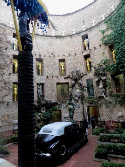 visiter le musée Dali à Figueras
