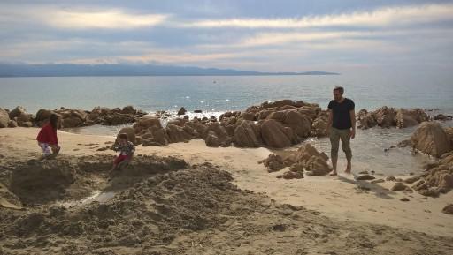 plage d'Ajaccio