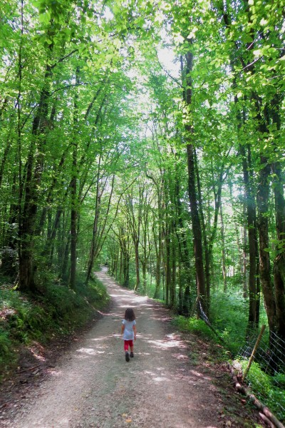 sentier de Trotte Lapin - Lot-et-Garonne