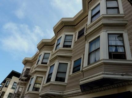 immeuble dans San Francisco