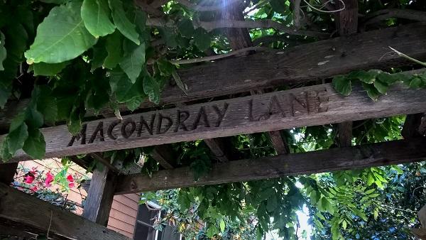 En balade chez Madame Madrigal