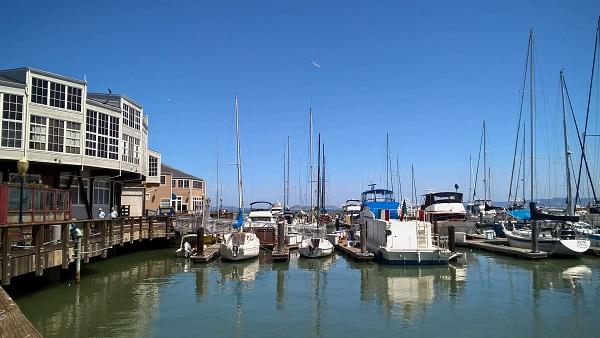 port de plaisance de San Francisco