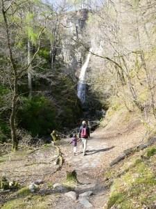 chutes Grey Mares - Kinlochleven