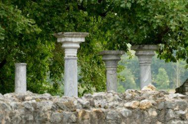 site archéologique de Montmaurin (Haute-Garonne)