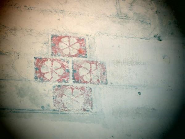fresque - Palais des Rois de Majorque à Perpignan