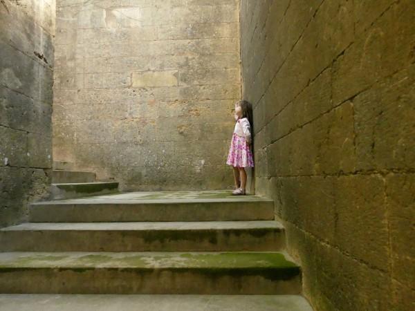 château de Biron en Dordogne