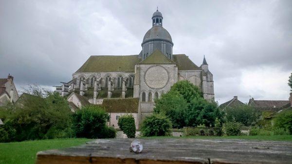 A la cité médiévale de Provins