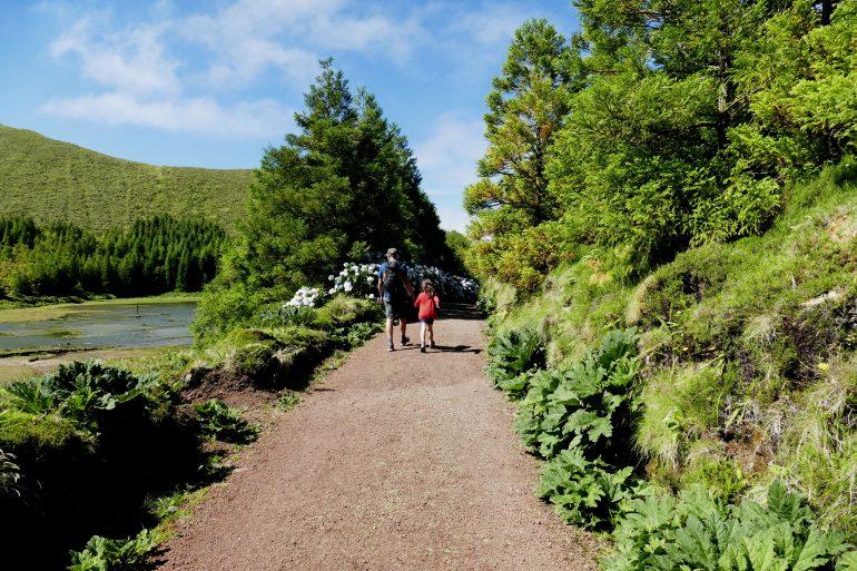 randonnée sur la Serra Devassa - Sao Miguel