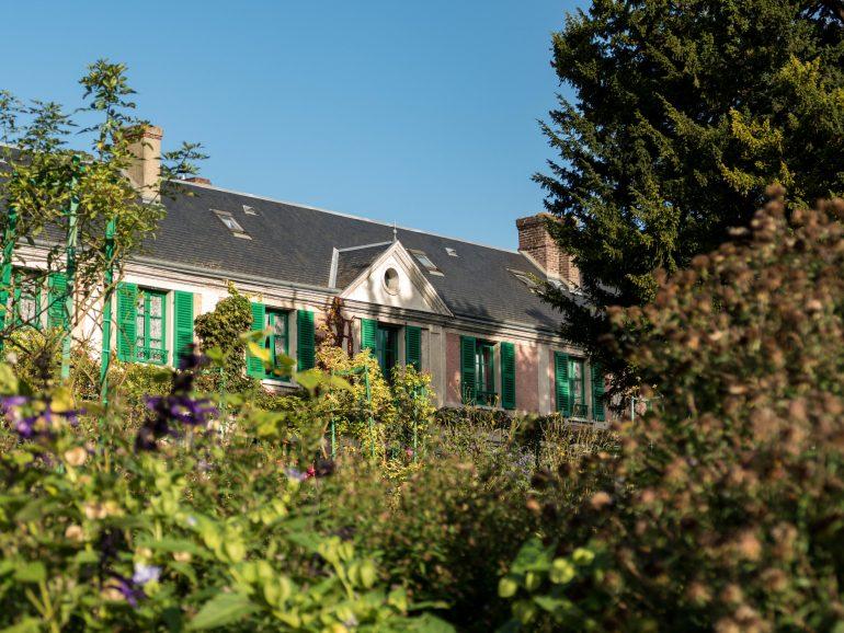chez Claude Monet - Visite de Giverny