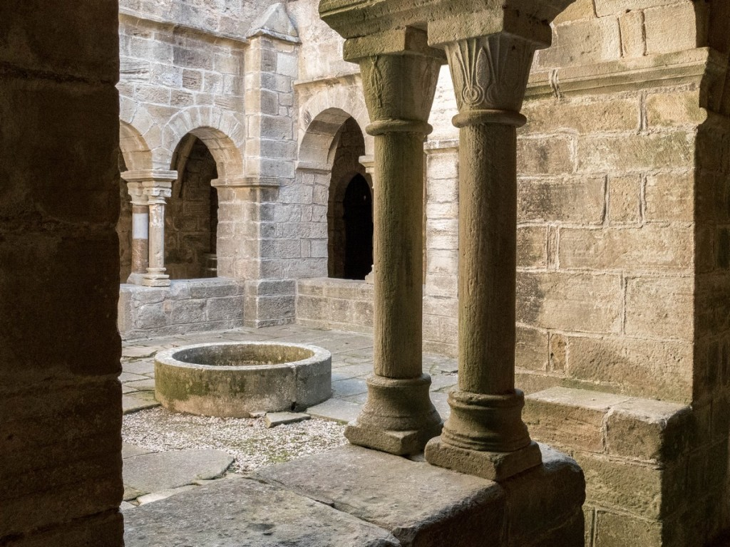 prieuré de grandmont dans l'Hérault