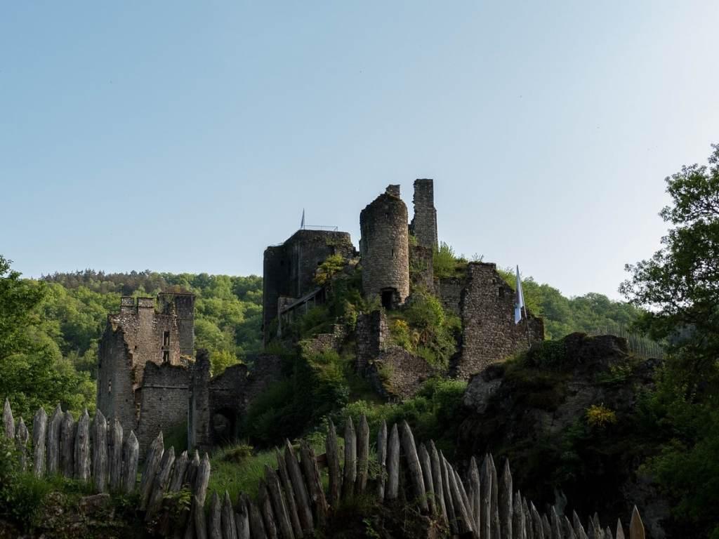 les tours de Merle - Corrèze