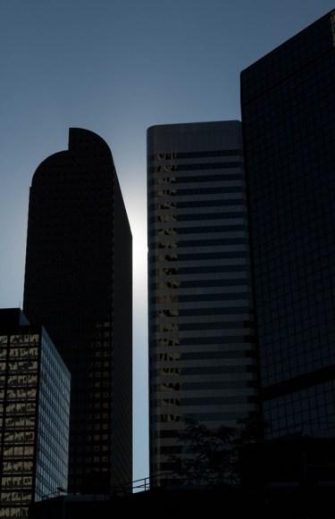 building dans le downtown de Denver