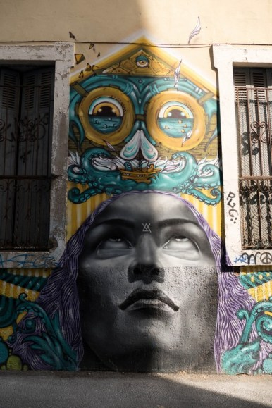 street-art à Sète