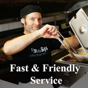 fast and friendly service food restaurant collingwood