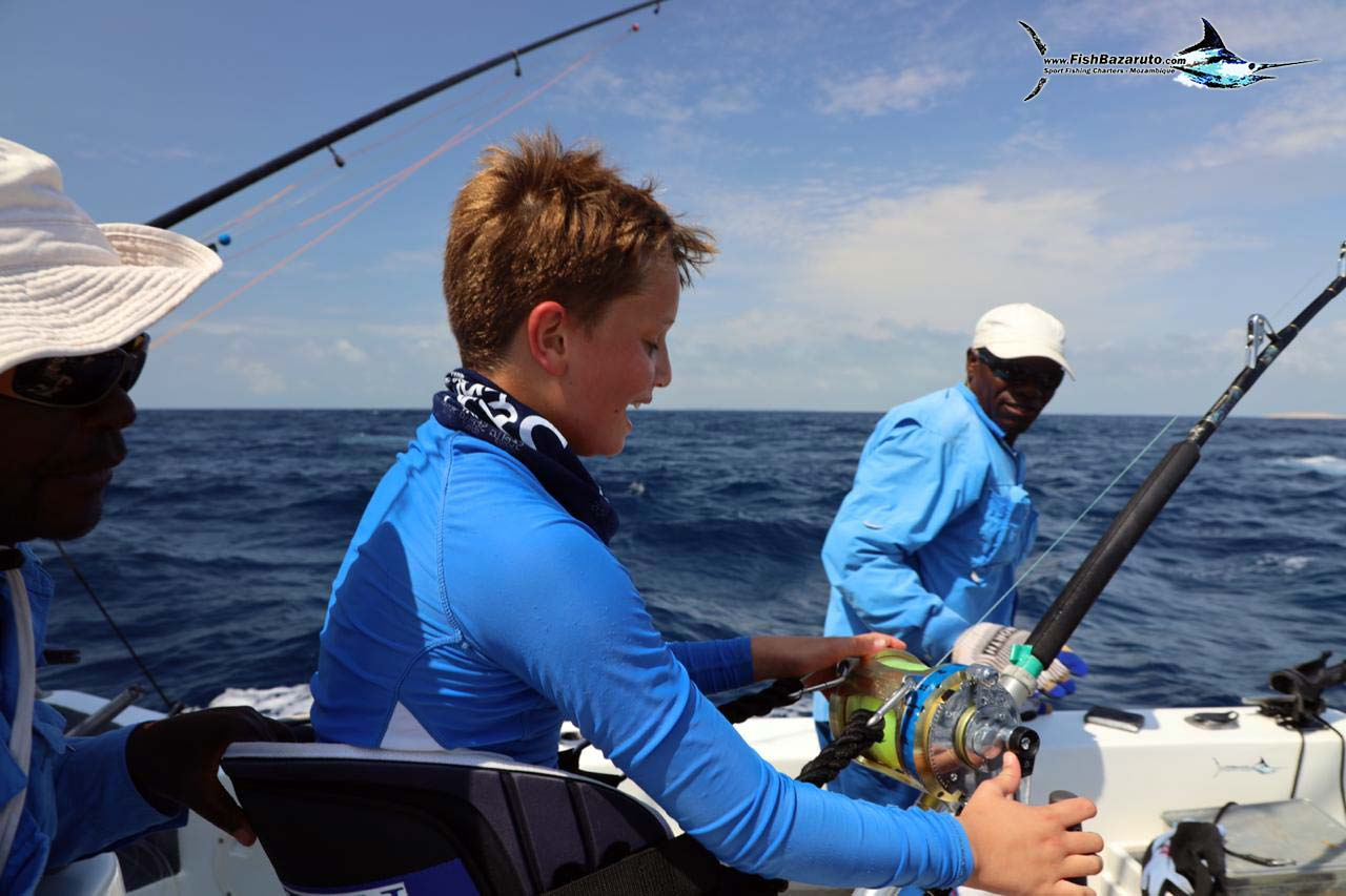 Kid catches 500lb marlin and other stories