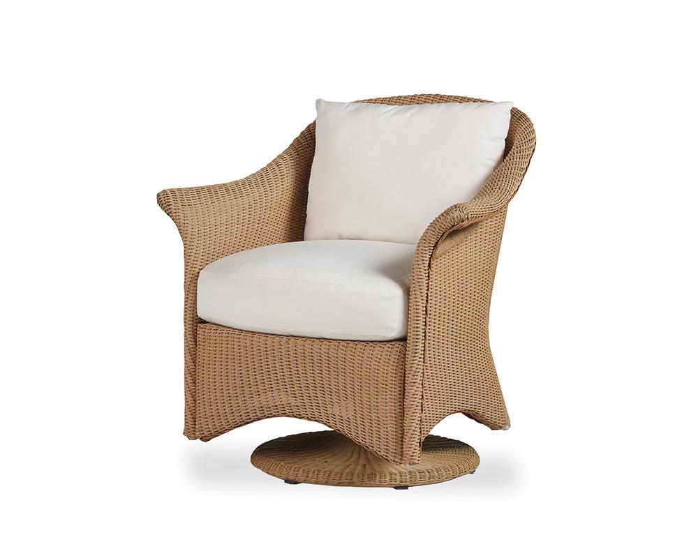 Swivel Rocker Dining Chair  Fishbecks Patio Furniture