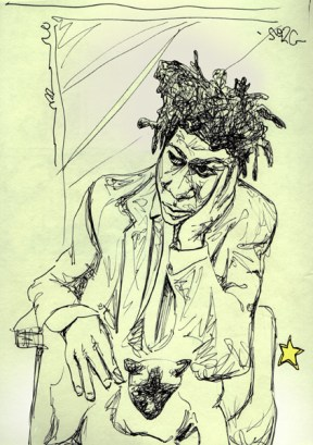 Basquiat Illustration