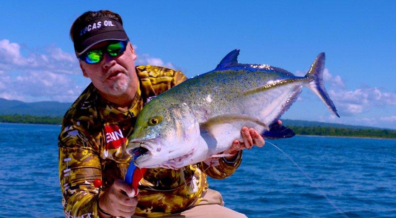 Bluefin Trevally