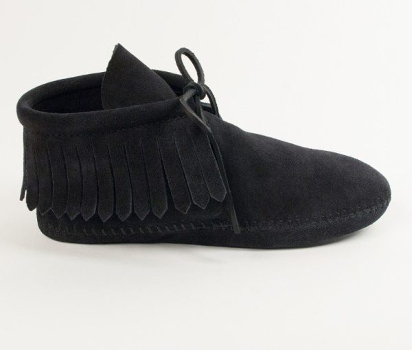 womens boots classic softsole black 489