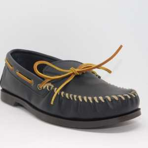 mens mocs camp black 749