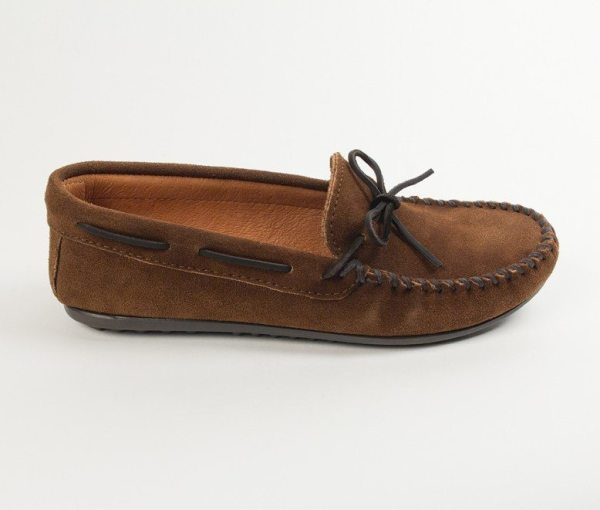 mens mocs classic dusty brown 913