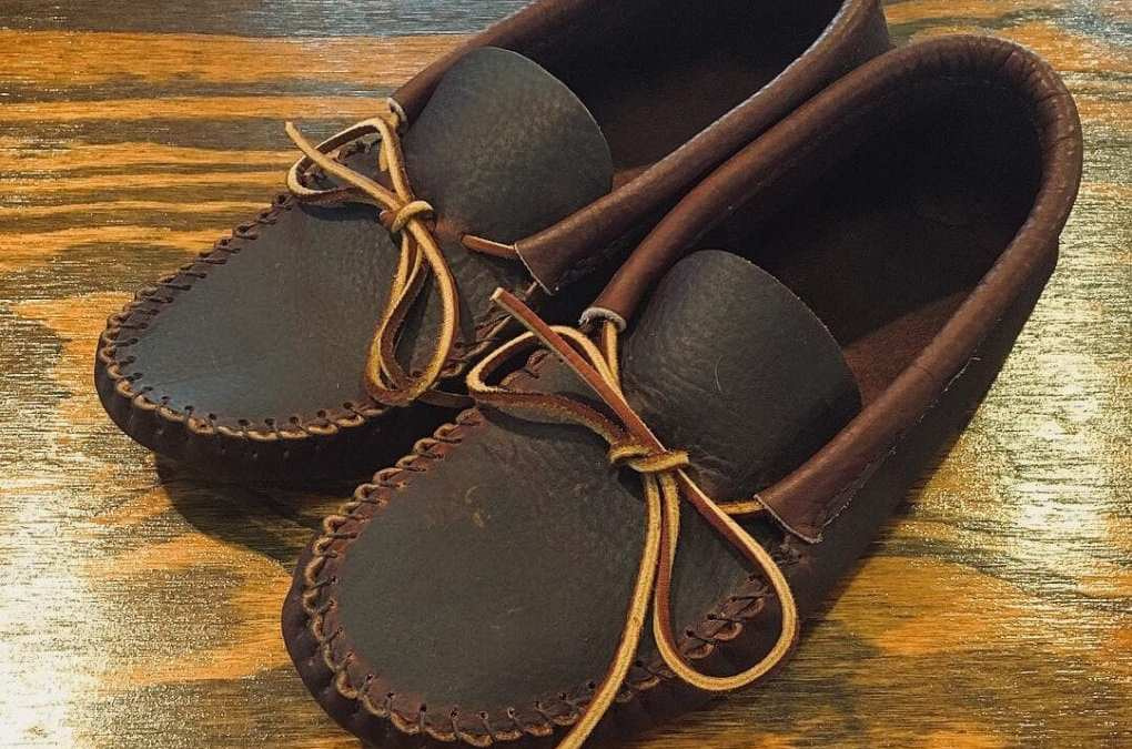 Handmade Moccasin Timelapse Video