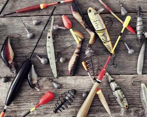 Avoid losing fishing lures
