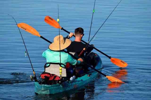 best saltwater fishing kayaks