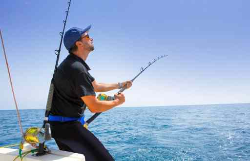 Can you use a jigging rod for bottom fishing
