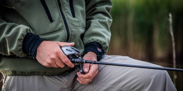 can you troll with a bait caster?