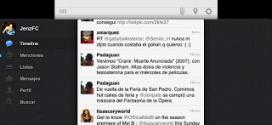 Twitter para iPad, la aplicación oficial y esperada