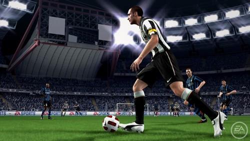 Videojuego FIFA 12