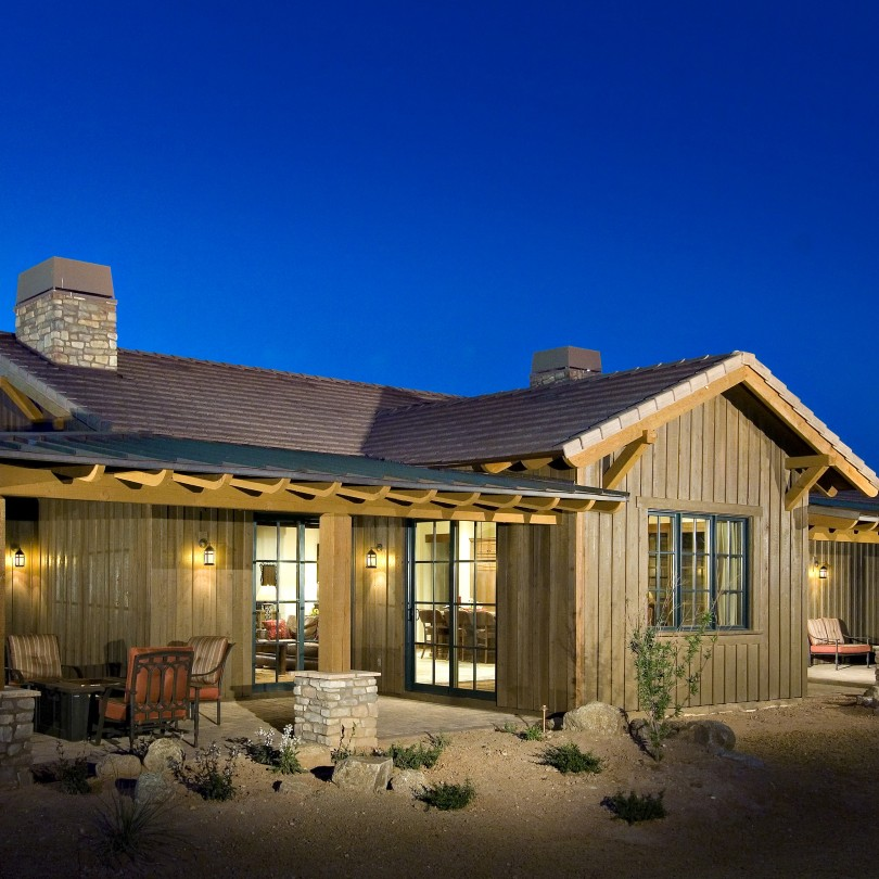 Rustic Ranch Homes  Fisher Custom Homes
