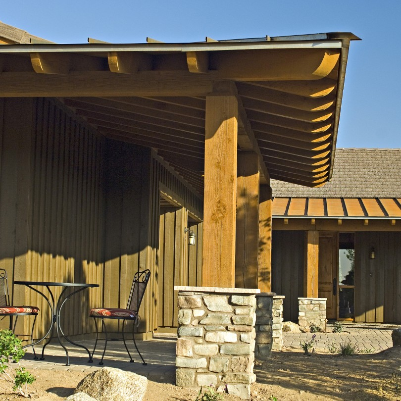 mediterranean living room shabby chic idea rustic ranch homes – fisher custom