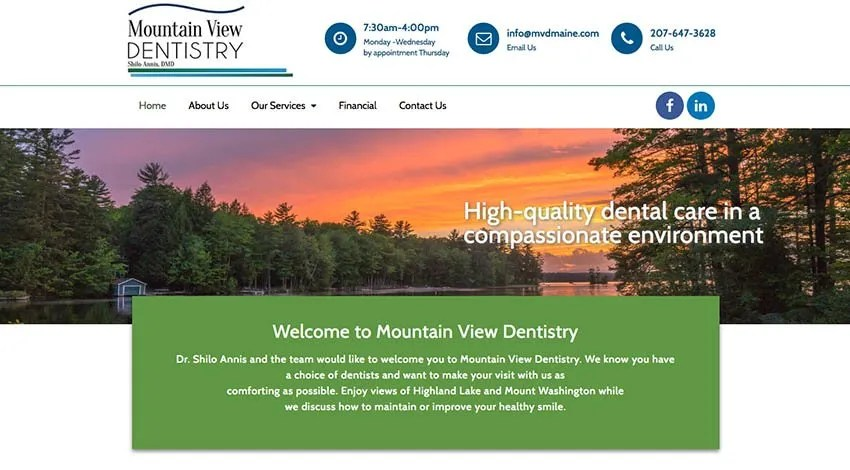 Mountain View Dentistry