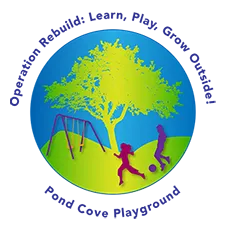 Pond Cove Playground Committee Logo